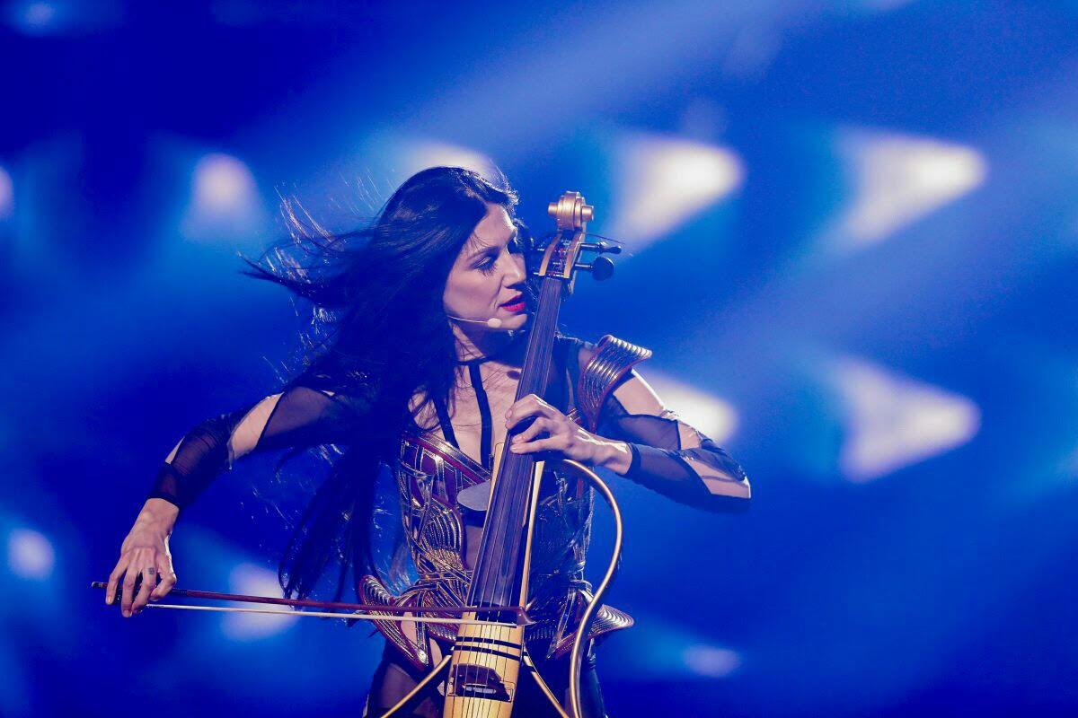 Ana Rucner - Eurosong