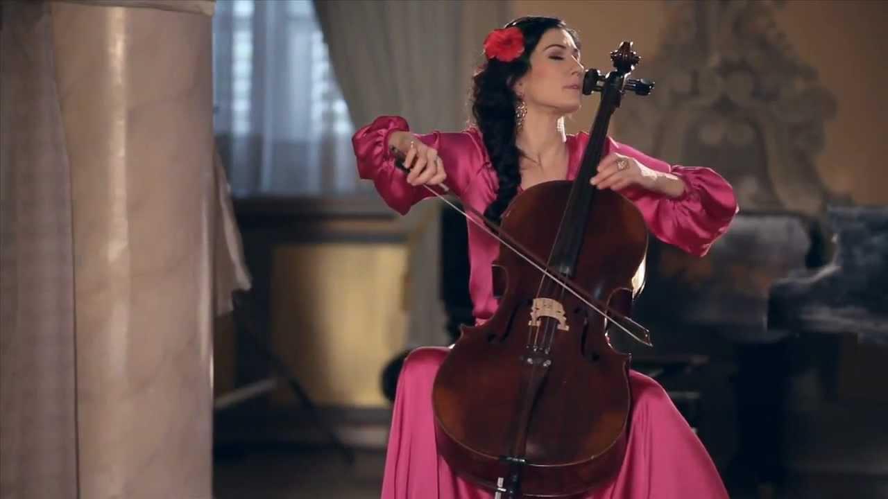 Wonderous Opatija - Ana Rucner croatian cello player