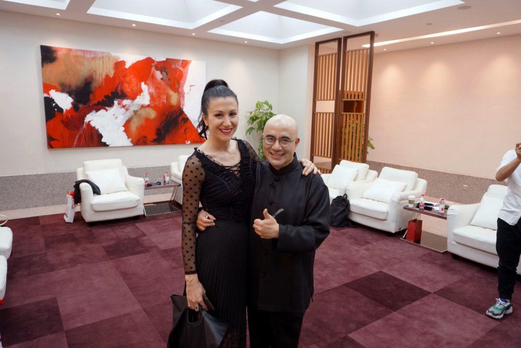 Ana Rucner  i pijanist Mr. Kong Xiangdong (1)