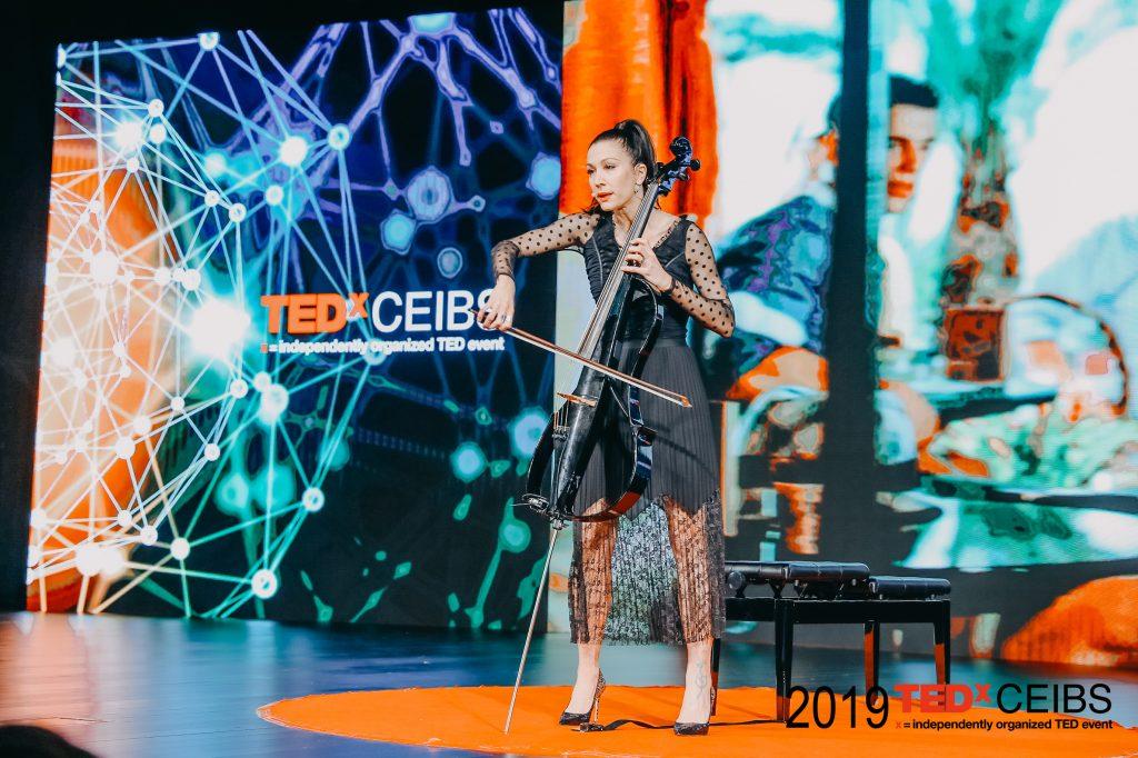 Ana Rucner TEDxCEIBS