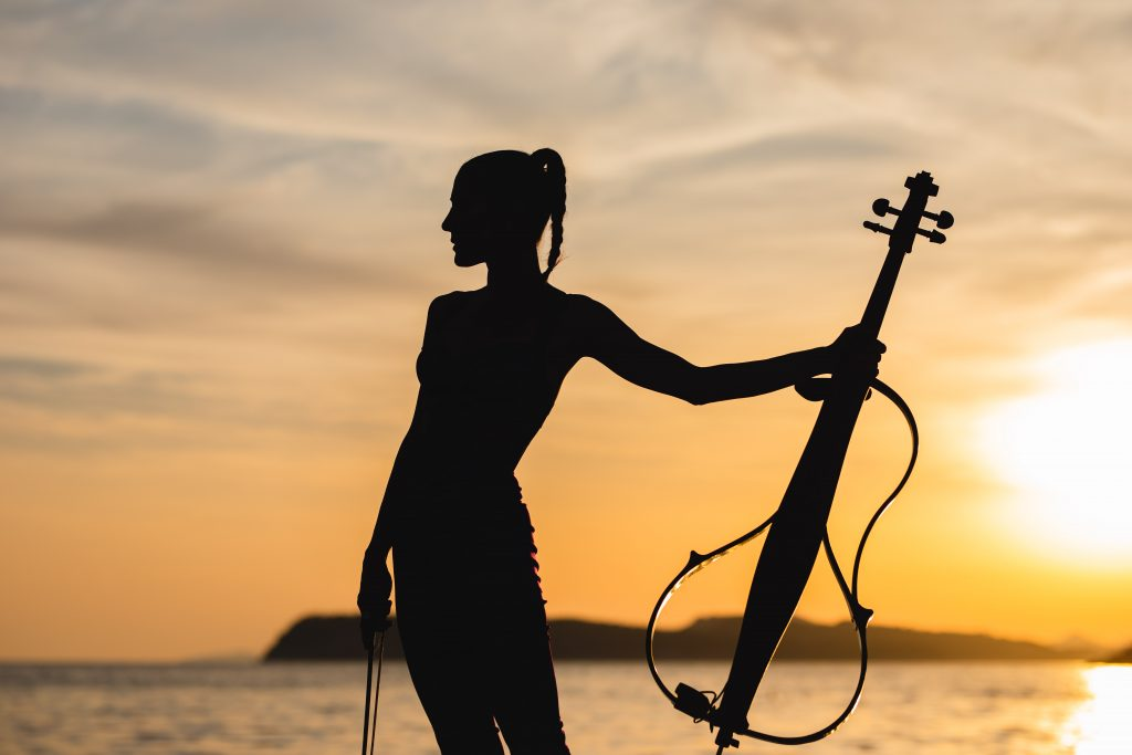 Ana Rucner - Sunset by Ana Rucner - Sunset Beach Dubrovnik